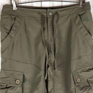 The North Face Crop Capri Nylon Cargo Pants